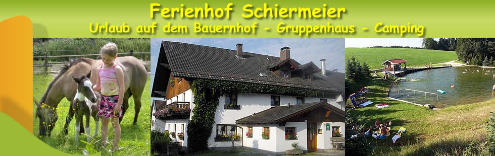 urlaub auf dem bauernhof bayerischer wald ferienwohnung. Black Bedroom Furniture Sets. Home Design Ideas